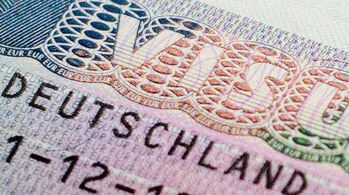 Milliy viza va Termin belgilash